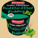 Ehrmann high protein dark choc & mint pudding