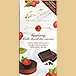 Karl Fazer nordic gourmet raspberry dark chocolate mousse 47%