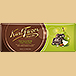 Karl Fazer pear & almond dark chocolate 47%