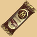 Heartbrand magnum brownie vanilla ice cream & caramel