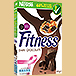 Nestlé fitness dark chocolate cereals