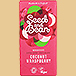 Seed and Bean coconut and raspberry 66%