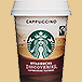Starbucks discoveries cappuccino