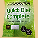 Star Nutrition supreme weight control complex chocolate flavour